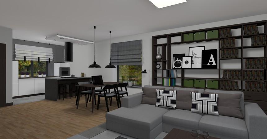 Dom_ver. modern jadalnia